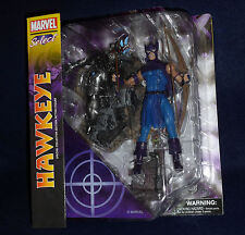 "Marvel Select CLASSIC HAWKEYE 7"" Action Figure Diamond Select Toys DST Avengers"