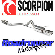 Scorpion SMT013D Colt CZT 1.5T Stainless Exhaust Secondary Cat Back Res Daytona