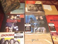 THE DOORS ABSOLUTELY LIVE N.Y. HOLLYWOOD BOWL FOG + HITS RSD 40TH 12 LP SET