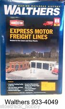 HO Scale Walthers Cornerstone 933-4049 Express Motor Freight Lines Building Kit
