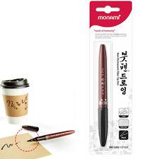 Calligraphy Writing Brush Pen Drawing easy kit kanji China Japan Monami KOREA