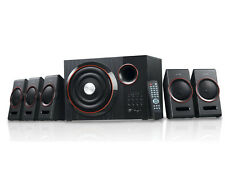 F&D F3000X 5.1 Home Theatre Bluetooth Speaker 8000W PMPO (USB/SD/FM/BT/REMOTE)*