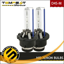 D4S HID Xenon Headlight Replacement/ Spare Bulbs for 2013-2015 Subaru BRZ 1 Pair