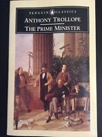 Anthony Trollope The Prime Minister
