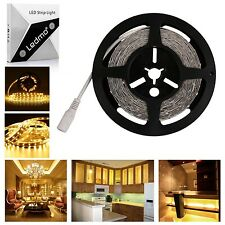 LEDMO LED Light Strip SMD2835 2700K 300LEDs Warm White LED Strip 16.4Ft DC12V...