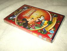 DVD Movie Walt Disney Mickey's Once Upon A Christmas