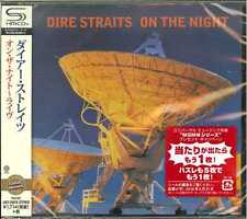 DIRE STRAITS-ON THE NIGHT-JAPAN SHM-CD D50