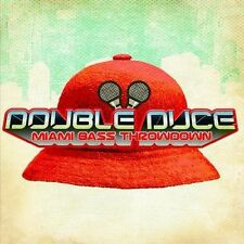 Miami Bass Throwdown - Double Duce (2013, CD NEUF) CD-R