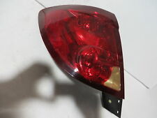 SATURN ION ION 2 ION 3 4 DOOR COUPE 03-07 2003-2007 TAIL LIGHT DRIVER LEFT LH