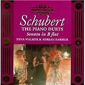 Schubert - Piano Duets, Vol. 1 CD (1995)