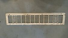 Reclaimed Vintage Deco Vent/Cold air return fromLouis Schwitzer Mansion