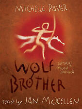 Wolf Brother by Michelle Paver Read by Ian McKellen (Audio cassette, 2004)