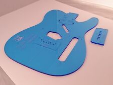 Acrylic Telecaster Guitar Body Template