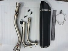 scarico completo  t max tmax YAMAHA  PERFECT 500 530 NUOVO MODELLO carbon