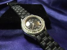 Woman's  Vivani  Watch with Crystals ** Cute ** B22-504