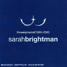 The Very Best Of 1990 - 2000 - Sarah Brightman CD EAST WEST