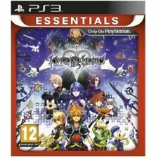 Kingdom Hearts II 2.5 HD Remix PS3 Juego (Essentials) Nuevo