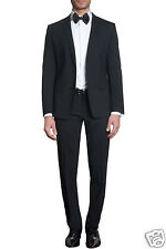 *DOLCE & GABBANA* MARTINI MEN'S SINGLE BREASTED WOOL TWO PIECE SUIT IT 50