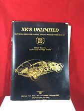 XKs UNLIMITED Catalog  Parts & service for all Jaguar models from 1948-on