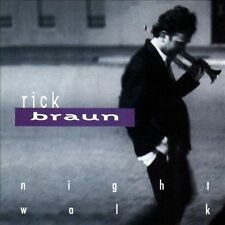 Night Walk by Rick Braun (CD, May-1994, Rhino (Label))
