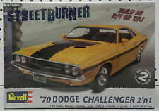 1970 SCAT PACK DODGE BOYS CHALLENGER R/T T/A NOS MOPAR REVELL SEALED MODEL KIT