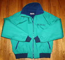 "King Louie ""YellowStone National Park"" Winter Jacket Men's Medium Teal PRISTINE!"