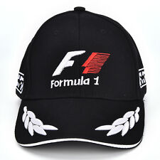New F1 Racing Team Hat Embroideried Letters Wheat F1 Formula Baseball Cap