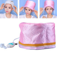 Electric Hair Thermal Treatment Beauty Steamer SPA Nourishing Hair Care Cap