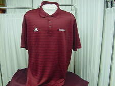 NBA Charlotte Bobcats 2011-2012 Coaches/Players Red Adidas Polo Shirt Size: XLT