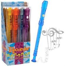 Plastic Recorder Musical Oral Motor Early Music Experience by Schylling