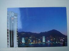 Postal Antigua China HK, el Sheraton en corazón de Kowloon comandos, DD 2 de octubre de 1978