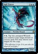 SIGIL TRACER Morningtide MTG Blue Creature — Merfolk Wizard RARE