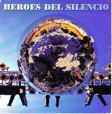 CD SINGLE promo HEROES DEL SILENCIO con nombre de guerra 2-TRACKS SPAIN 1996