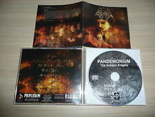 @ CD Pandemonium - The Autumn Enigma / PRODISK RECORDS 2006 METAL