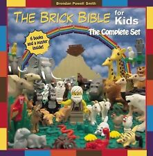 BRICK BIBLE FOR KIDS - BRENDAN POWELL SMITH (HARDCOVER) NEW