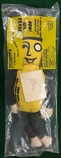 Vintage MR. PEANUT RAG DOLL Sealed In Original Package, 1960's