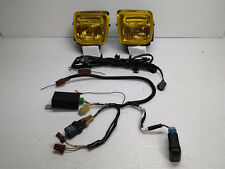 JDM Honda Civic Stanley Fog Lights Lamps EK3 EK4 EJ8 Switch Harness Yellow 96-98