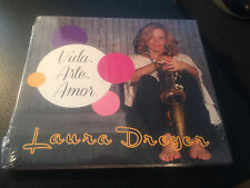 Vida. Arte. Amor. by Laura Dreyer (CD, Sep-2014, Mayimba Music) cd SEALED