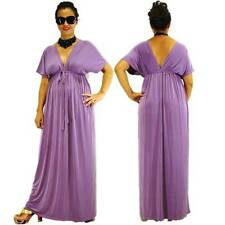 NWT S/M/L NEW Womens VNeck Kimono Sleeve Cocktail Evening Party Maxi Long Dress