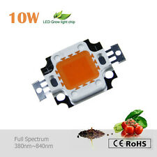 10W led Grow light Chip bead full spectrum 380~840n​m 4 hydroponic plant growth