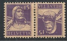 Switzerland stamps 1918 Zst K9  MLH  VF