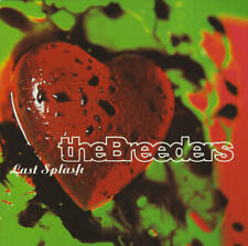 The Breeders - Last Splash LP REISSUE NEW RED VINYL Pixies, Throwing Muses