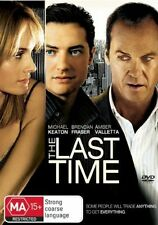 The Last Time (DVD, 2008) Ex Rental