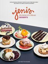 Jeni's Splendid Ice Cream Desserts by Jeni Britton Bauer (2014, Hardcover)