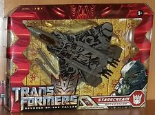 TRANSFORMERS ROTF VOYAGER STARSCREAM MISB Revenge of the Fallen movie 2 NEW