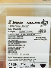 "*New* Seagate (ST340016A) 40GB, 7200RPM, 3.5"" Internal Hard Drive"