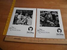 Archive Collection Burl Ives Hayley Mill Walt Disney Records press kit w/photos