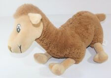 "Soft Brown Camel Llama Plush from Kohl's Cares 15"" long Stuffed Animal"