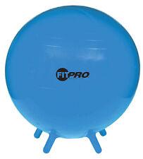 NEW Omnikin Stability Excercise Balls /w Feet Blue, 44x34x48cm