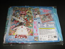 Magic Knight Rayearth Fleece Blanket Ver.A Hikaru, Umi, Fuu